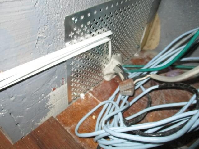 さいたま市ネズミ駆除の作業事例4