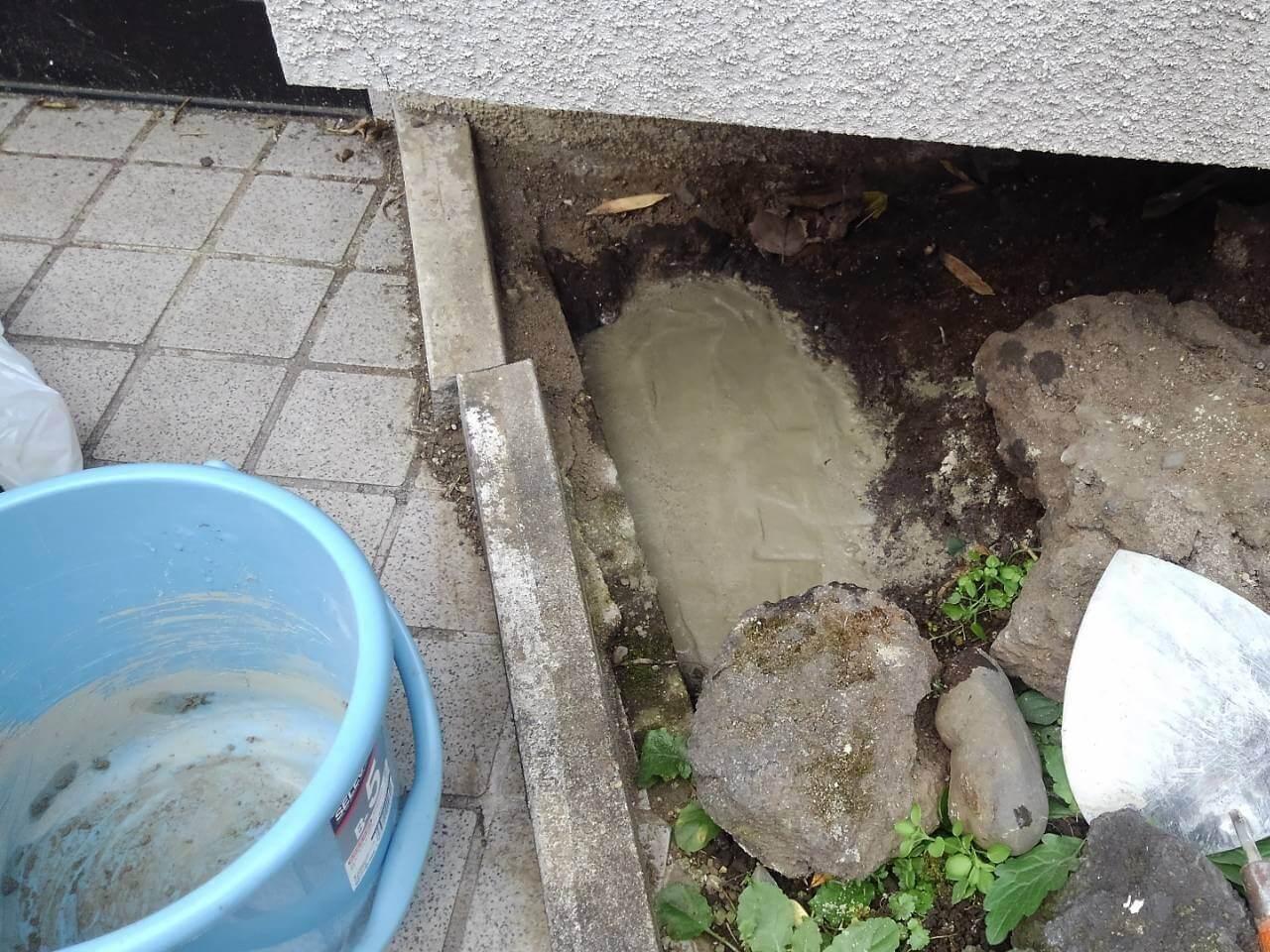 さいたま市のネズミ駆除の事例